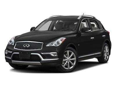 Used 2017 INFINITI QX50 Base