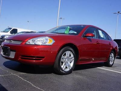 Certified 2015 Chevrolet Impala Limited LT