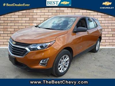 New 2018 Chevrolet Equinox LS