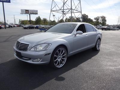Used 2008 Mercedes-Benz S550 4MATIC