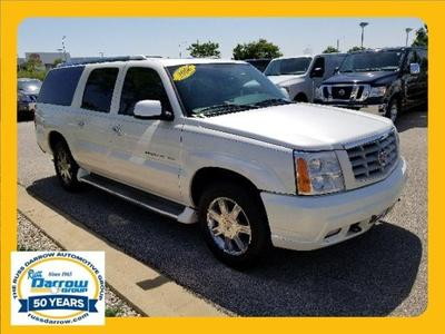 Used 2006 Cadillac Escalade ESV Platinum Edition