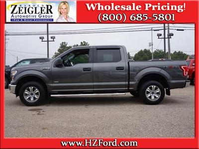 Used 2015 Ford F-150 XLT