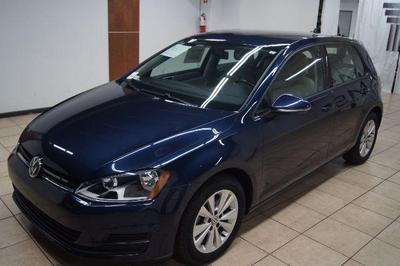 Used 2015 Volkswagen Golf TDI S 4-Door