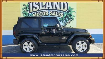 Used 2012 Jeep Wrangler Sahara