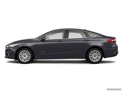 Used 2013 Ford Fusion Hybrid SE