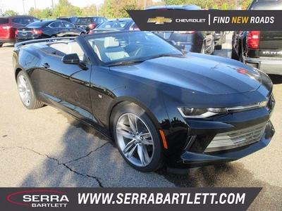 New 2017 Chevrolet Camaro 2LT