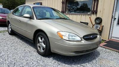 Used 2000 Ford Taurus SES