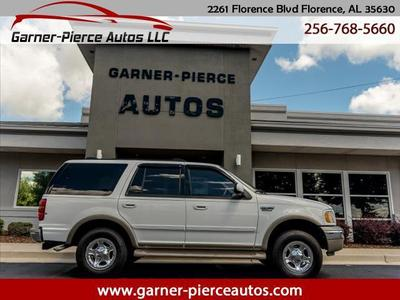 Used 2000 Ford Expedition Eddie Bauer 4WD