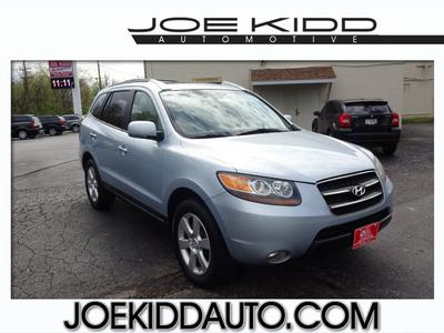 Used 2007 Hyundai Santa Fe Limited