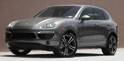 Used 2011 Porsche Cayenne S