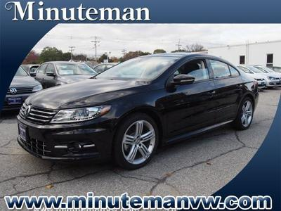 New 2017 Volkswagen CC 2.0T R-Line Executive