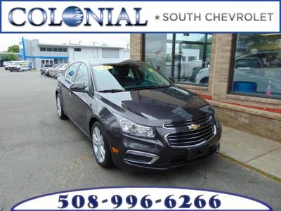 Used 2016 Chevrolet Cruze Limited LTZ