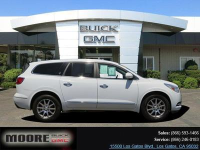 Certified 2016 Buick Enclave Leather