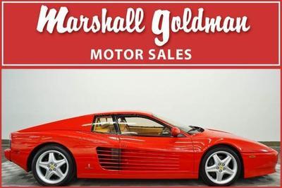 Used 1994 Ferrari TR