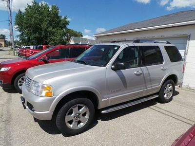 Used 2005 Ford Explorer Limited
