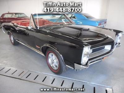 Used 1966 Pontiac GTO