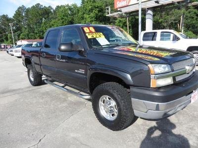 Used 2004 Chevrolet Silverado 2500 H/D Crew Cab