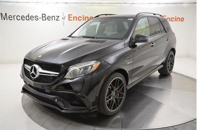 2016 Mercedes-Benz AMG GLE AMG GLE 63 S-Model 4MATIC