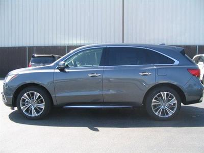 New 2017 Acura MDX w/Technology/Entertainment Pkg