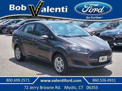 New 2016 Ford Fiesta SE