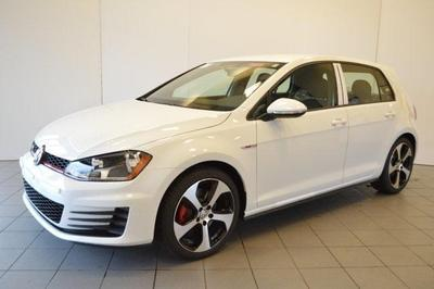 New 2017 Volkswagen Golf GTI Sport 4-Door
