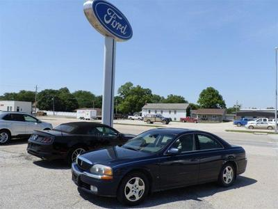 Used 2001 Lincoln LS