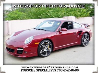 Used 2009 Porsche 911 Turbo