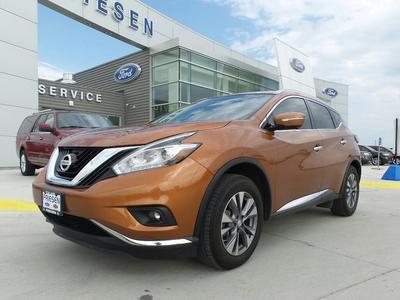 Used 2015 Nissan Murano SL