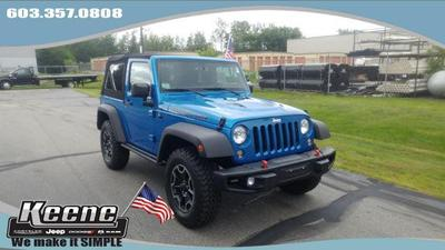 Used 2016 Jeep Wrangler Rubicon