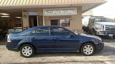 Used 2007 Ford Fusion S