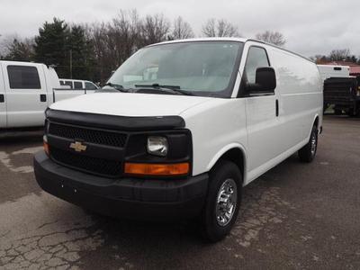 Used 2010 Chevrolet Express 2500 Work Van