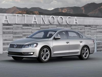 Used 2015 Volkswagen Passat 1.8T Limited Edition