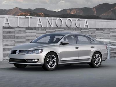 Used 2014 Volkswagen Passat 1.8T Auto Wolfsburg Ed