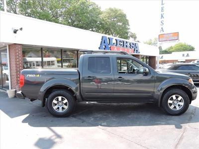 Used 2013 Nissan Frontier Pro-4X