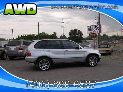 Used 2004 BMW X5 4.8is