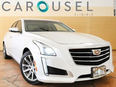 Used 2016 Cadillac CTS 2.0L Turbo Luxury