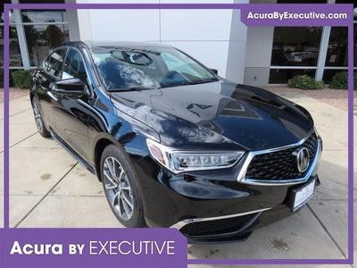 2018 Acura TLX V6 w/Technology Package