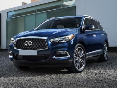 Used 2016 INFINITI QX60 Base