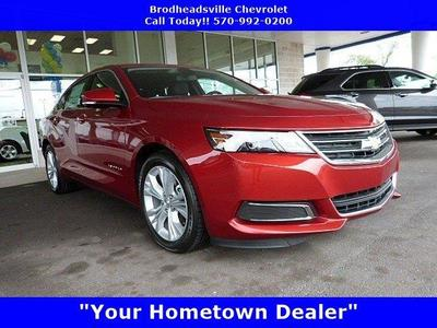 New 2015 Chevrolet Impala 1LT