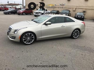 2016 Cadillac ATS 2.0 Turbo Premium Collection