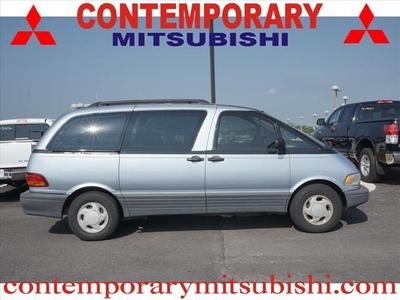 Used 1991 Toyota Previa Deluxe
