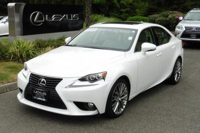 Used 2014 Lexus IS 250 4DR SPT SDN RWD A