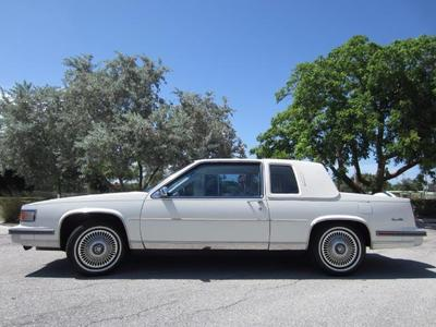Used 1986 Cadillac DeVille