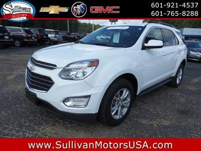Certified 2016 Chevrolet Equinox 1LT