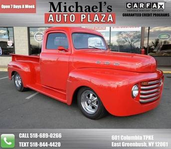 Used 1948 Ford RESTORED 3K MILES