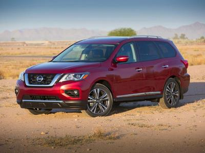 New 2017 Nissan Pathfinder S