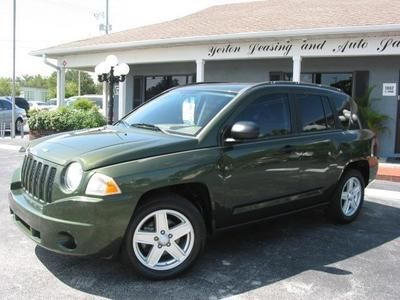 Used 2008 Jeep Compass Sport