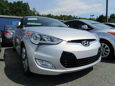 New 2017 Hyundai Veloster Value Edition