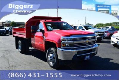 2017 Chevrolet Silverado 3500 Work Truck