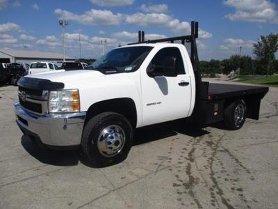 Used 2013 Chevrolet Silverado 3500 Work Truck